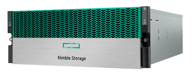Configuring VVols with HPE Nimble Storage | esxsi com