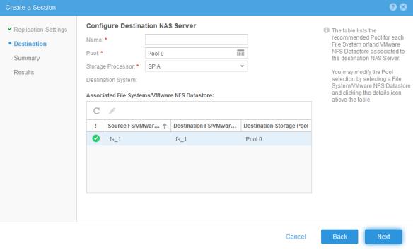 《Configuring EMC Unity Replication》