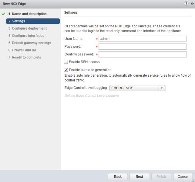 VMware NSX – Cloud0ps