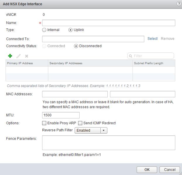 NSX Install Guide Part 3 – Edge and DLR | esxsi com