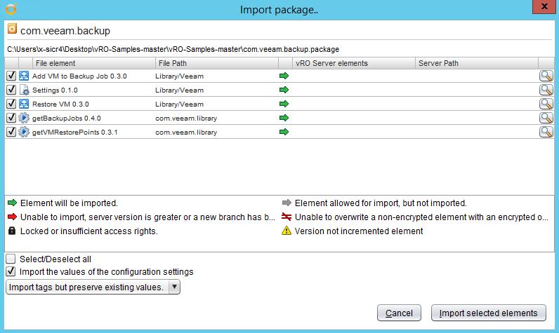 Veeam Integration with vRA Part 1: Backup | esxsi com