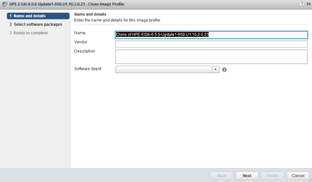 Updating ESXi Vendor Images with Latest Patches | esxsi com