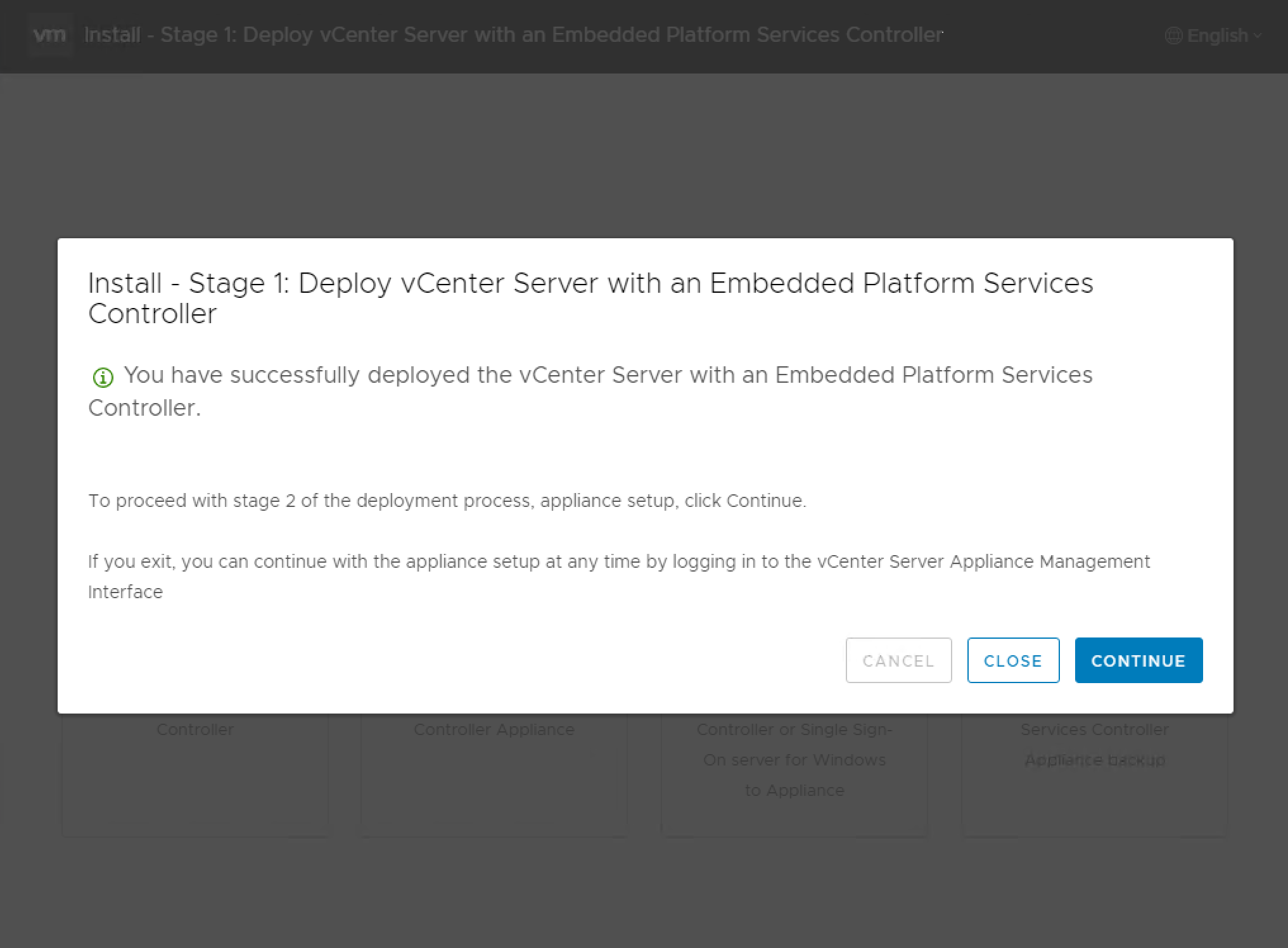 vCenter Server Appliance 6 7 Install Guide | esxsi com