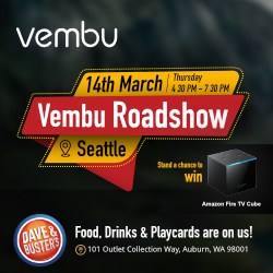 Vembu Roadshow