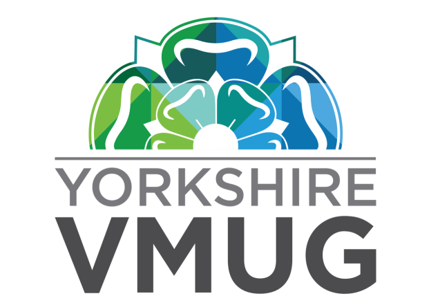 Yorkshire VMUG Logo Transparent