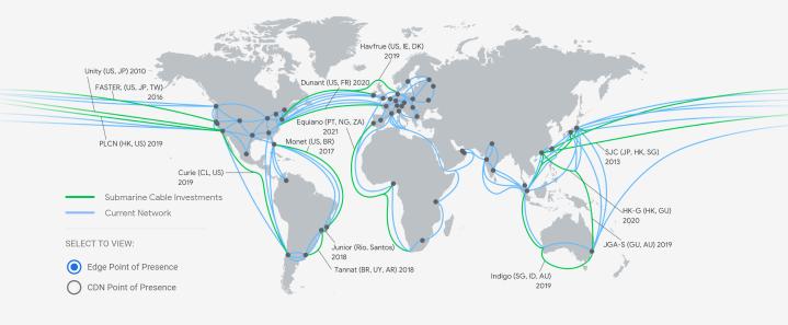 Google-Global-Locations