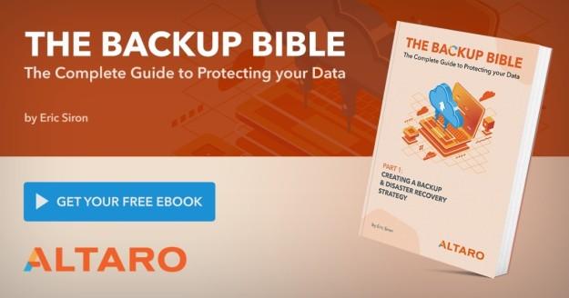 Altaro-Backup-Bible